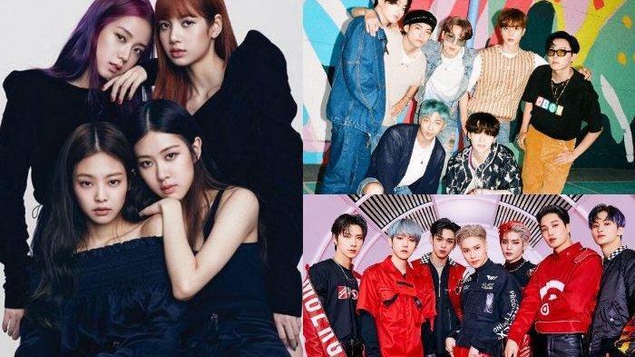 Netizen Pro Kontra saat BTS, BLACKPINK dan SuperM Lakukan Kebiasaan Perilisan Album di Amerika