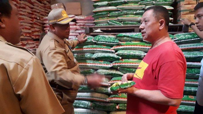 Stok Gula di Perum Bulog Belitung Sudah di Borong Pihak Swasta
