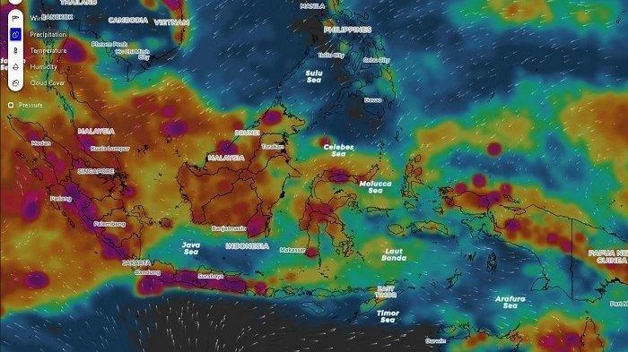Ternyata Hingga Kini, Telah Terjadi 12 Kali Tsunami di Selat Sunda