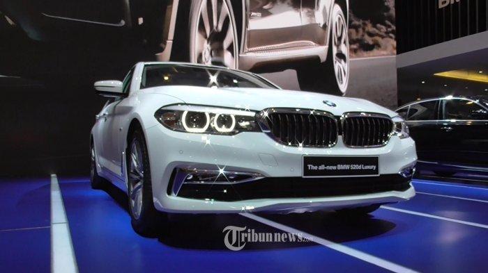 Beli BMW Exhibition Pelanggan Dapat Bonus Ini