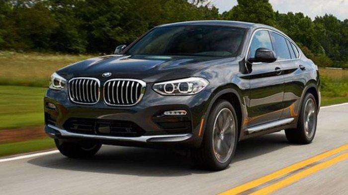 BMW X4 Siap Mengaspal di Tanah Air Bulan Depan
