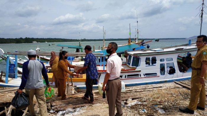BREAKING NEWS, Kapal Angkut Logistik Pilkada Belitung Timur ke Pulau Batun Belum Sampai