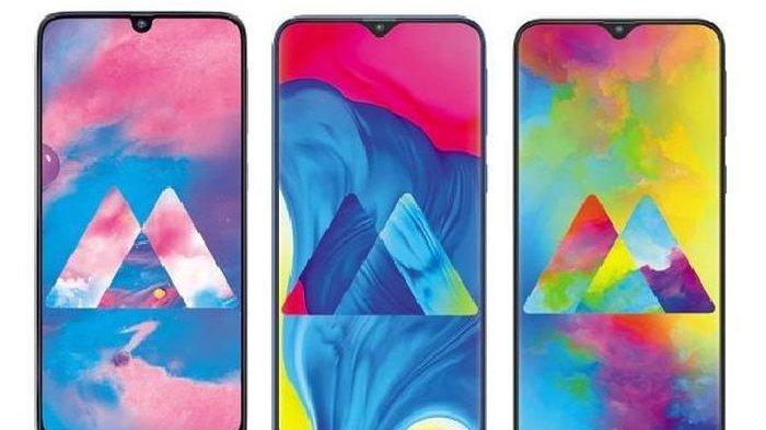 Samsung Siapkan Trio Galaxy M Terbaru, Ini Bocoran Spesifikasi Galaxy M21, M31, dan M41