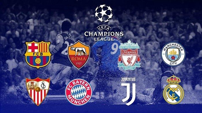 Jadwal Siaran Langsung Liga Champions Malam Ini, Juventus Vs Real Madrid