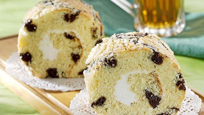 Lembut Manis Bolu Gulung Tape Kenari Manjakan Lidahmu, Cocok Bagi yang Tengah Belajar Membuat Kue