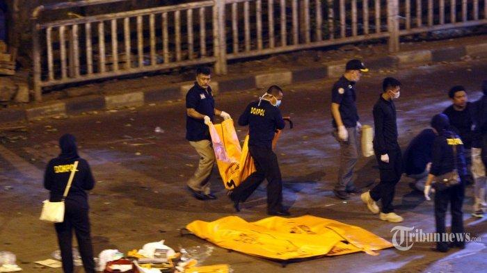 Densus 88 Tangkap Tiga Terduga Pelaku Bom di Kampung Melayu, Ini Kronologi Penangkapannya