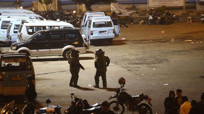 Inilah Pihak yang Mengaku Bertanggung Jawab Bom Bunuh Diri di Kampung Melayu