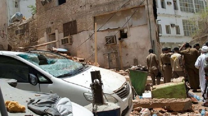Masjidil Haram Pun Jadi Rencana Sasaran Bom Teroris, Lima Orang Ditangkap