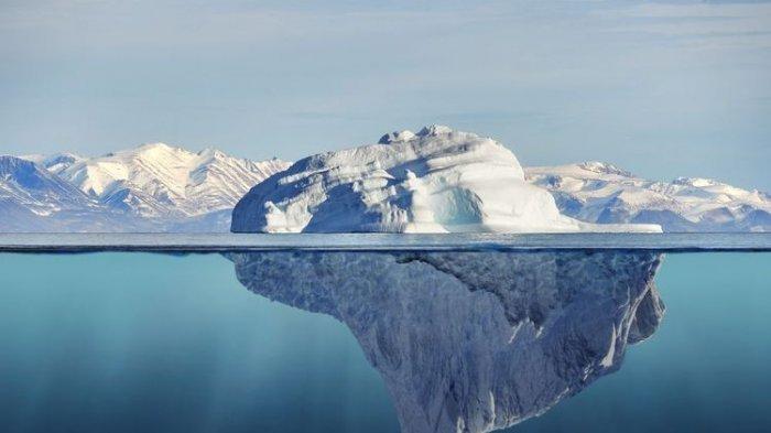 NASA : Jika Gunung Es Mencair 4 Kota di Indonesia Ini Terdampak, Ini Penjelasannya