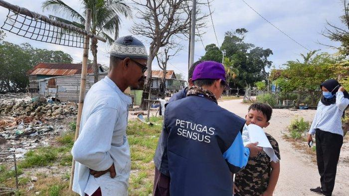Penduduk Belitung Timur Paling Sedikit, Begini Hasil Sensus 2020