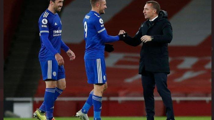 Lampaui Mo Salah dan Aubameyang, Jamie Vardy Manusia Tertajam di Liga Inggris Setahun Terakhir