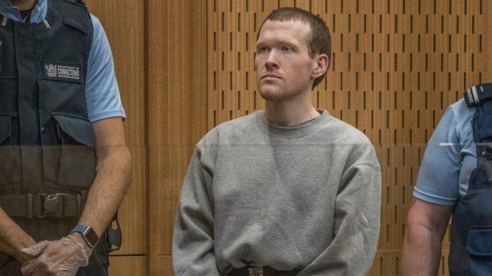 Pria Asal Australia Bunuh 51 Umat Islam Selandia Baru, Tak Mau Disebut Teroris, Minta Penjara Nyaman