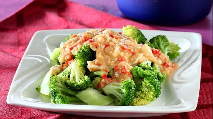 Brokoli Cah Telur Asin Menu Pelengkap Praktis yang Kaya Akan Gizi