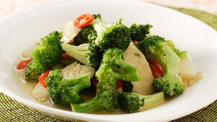 Brokoli Jadi Lebih Menggoda Kalau Diolah Dengan Resep Brokoli Tumis Otak-Otak