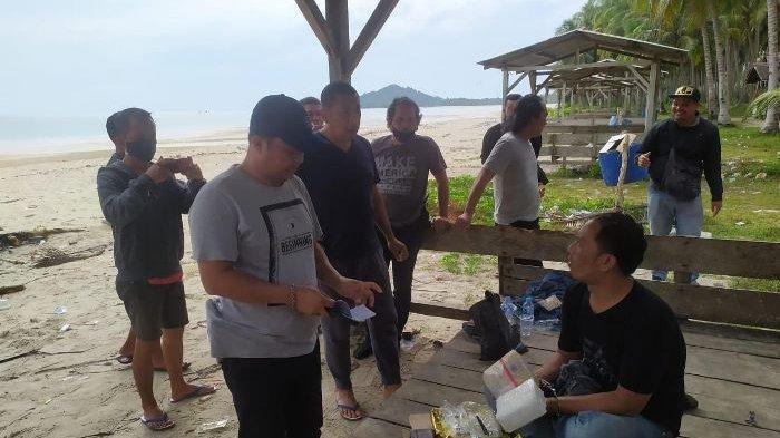 Tim Gabungan Berhasiil Gagalkan Penyelundupan 1 Kg Sabu dari Riau ke Pulau Bangka Lewat Jalur Laut