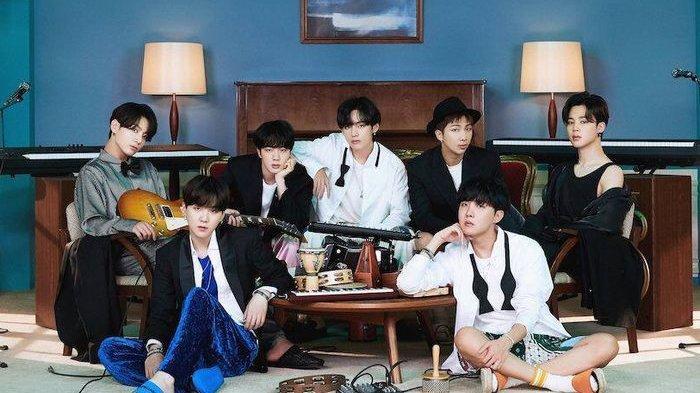 BTS Borong Penghargaan di MTV European Music Awards, Buktikan Bukan Superstar K-Pop Kaleng-kaleng