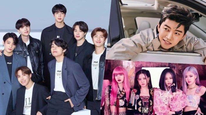 BTS, Im Young Woong dan BLACKPINK Rangking Tertinggi di Brand Reputasi Penyanyi Edisi Januari 2021
