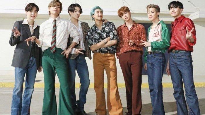 'Dynamite' Nangkring di Billboard's Hot 100, BTS Tak Lupa Ucapkan Terimakasih ARMY
