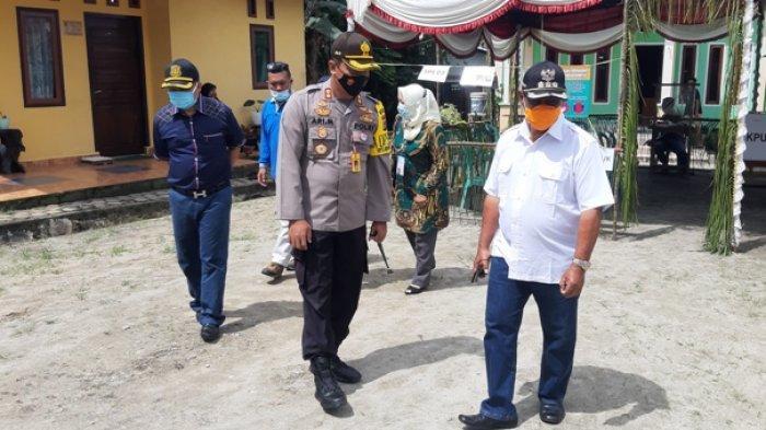 Ini Pesan Bupati Belitung kepada Kades Terpilih Pilkades Serentak 2020