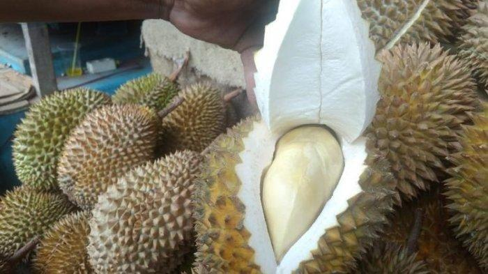 Ternyata Ini Alasan Mengapa Durian Dijuluki Raja Buah, Satu di Antaranya Karena 'Mahkota'