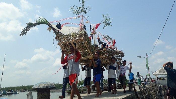 Tradisi Adat Belitung Muang Jong, Suku Sawang Percaya Laut Berikan Keselamatan dan Keberkahan