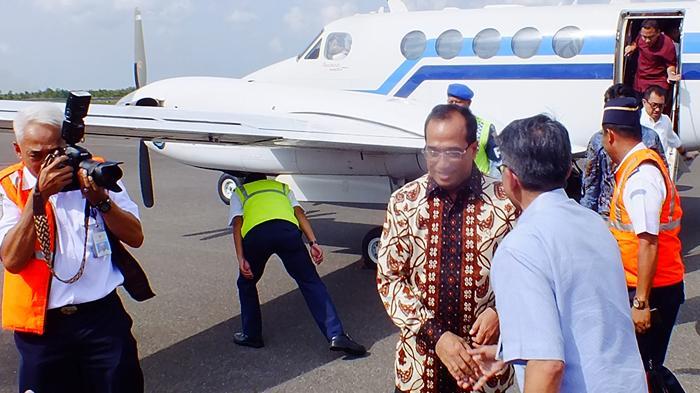 Begini Tanggapan Kemenhub Terkait Permintaan Bangka Belitung Menutup Bandara dan Pelabuhan