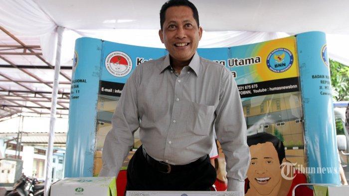 Reaksi Budi Waseso Namanya Masuk Bursa Kandidat Kapolri