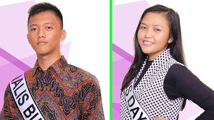 Rega dan Devina Terpilih Sebagai Bujang Dayang Favorit Belitung Timur 2016