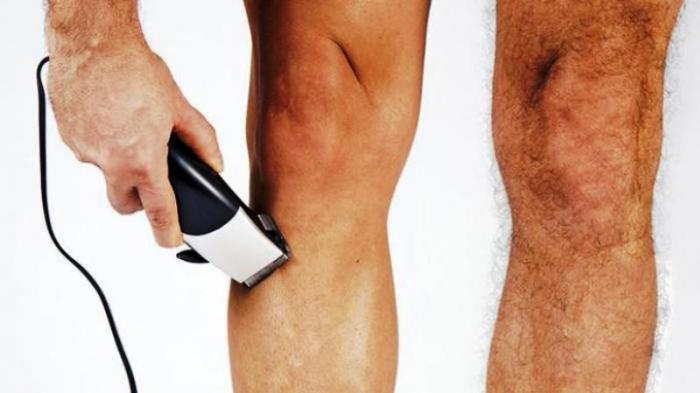 Wanita tak Suka Pria yang Memilki Bulu Kaki Lebat, Ini Alasannya
