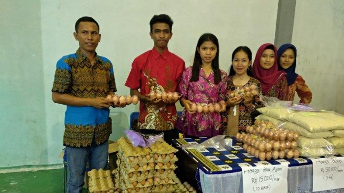 Bumdes Sedulang Jaya Belitung Timur Raup Untung Rp 30 juta Perbulan