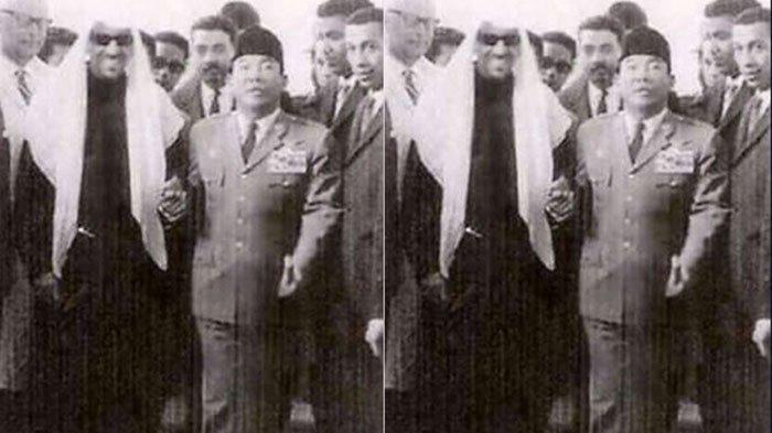 Bung Karno Pernah Lakukan Ini di Makam Nabi Muhammad, Raja Arab Saudi Heran