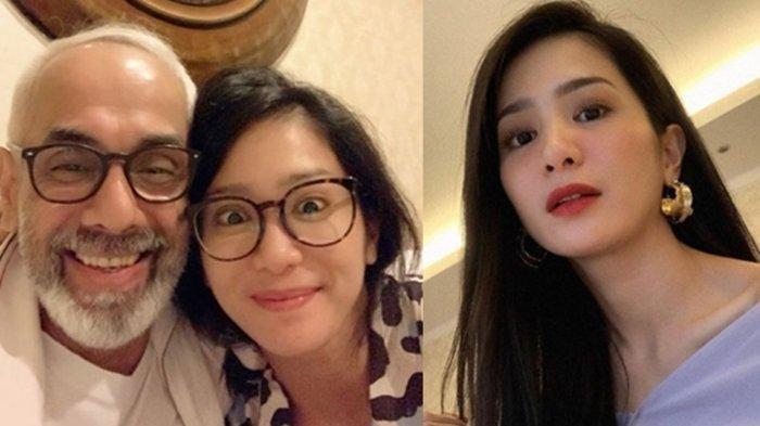 Bunga Zainal Kesal Suaminya Dikatain Tua, Tantang Netizen Lakukan Ini, Emg Kenapa? Ada Masalah?