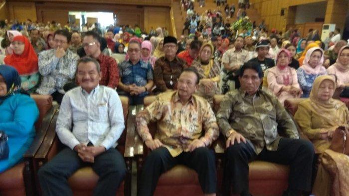 Halal Bihalal Warga Babel di Kota Kembang, 6.000 Kue Disajikan Gratis untuk Promosi Wisata
