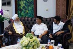 Erzaldi Undang Imam Besar Masjid Al-Aqsa Palestina ke Bangka