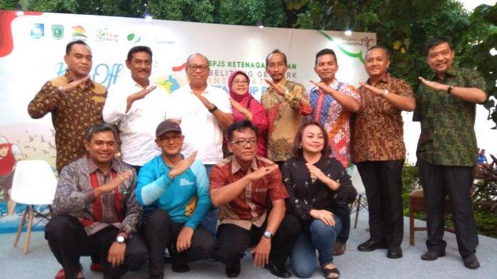 Bupati Belitung Jajal Kayak Marathon di Ancol untuk Event di Tanjung Kelayang Belitung