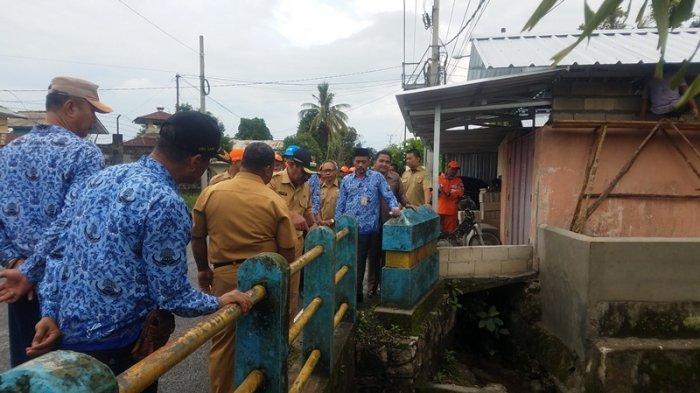 Penataan Kampung Amau Gunakan Program Kotaku, Begini Kata Bupati Belitung