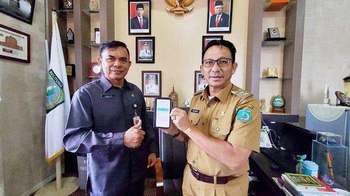 Wabup Belitung Timur Ajak Masyarakat Lakukan Sensus Penduduk Secara Mandiri