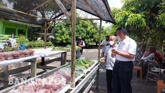 Bupati Instruksikan OPD di Belitung Timur Beli Beras Danau Nujau untuk Pegawai Pemkab
