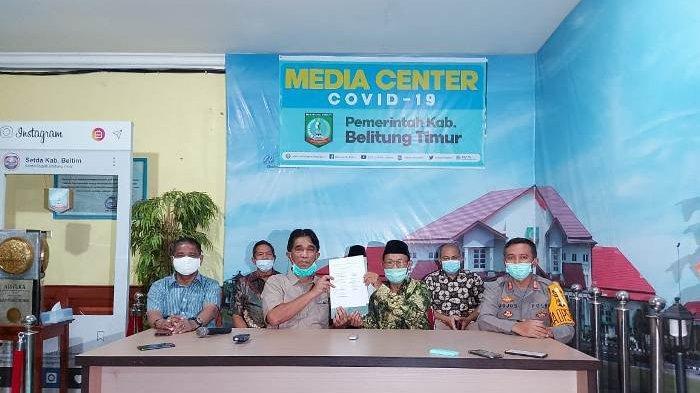 Sepakat Beribadah dari Rumah, MUI Belitung Timur Cabut Pernyataan Sikapnya