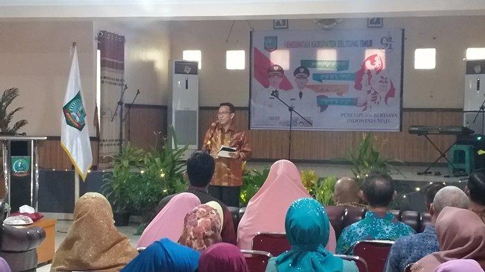 Peringati Hari Ibu, Wakil Bupati Belitung Timur Soroti Peran Perempuan Masa Kini