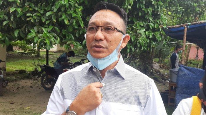 Selesai Nyoblos di TPS 4, Burhanudin Langsung Ikut Monitoring Pilkada Belitung Timur 2020