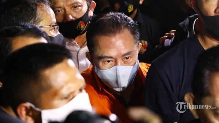 Diserahkan ke Kejagung, Buronan Djoko Tjandra Resmi Ditahan, Ditempatkan di Rutan Cabang Salemba