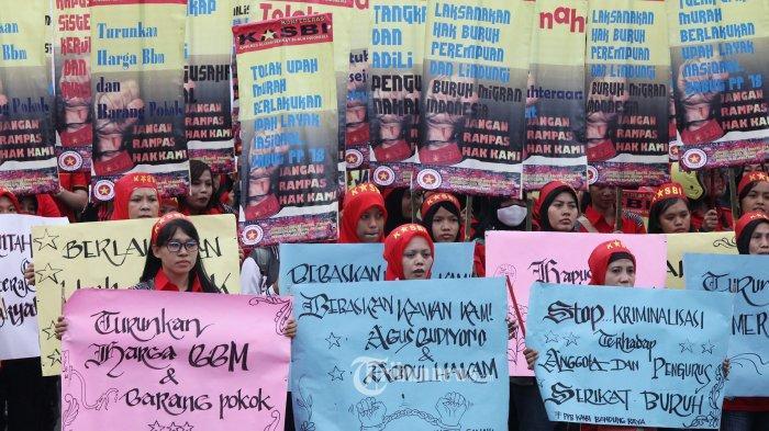 SPSI Belitung Nilai Kesejahteraan Buruh Belum Sesuai Harapan