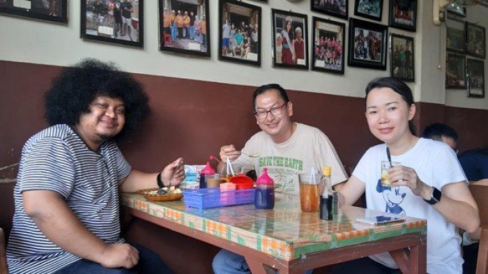 Komika Babe Cabita Bakal Bikin Film Pendek di Pulau Lengkuas