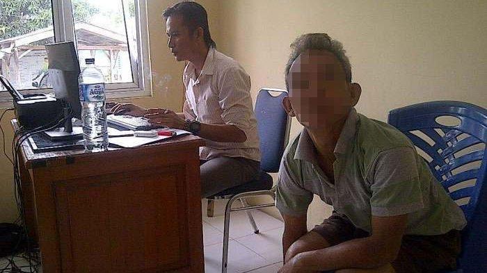 Gadis Belia Korban Pencabulan Seorang Kakek Divisum, Mengeluh Demam Usai Disetubuhi