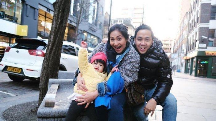 Lucunya Ansara Keponakan Nagita Slavina, dari Nyanyikan Lagu Kasih Ibu Hingga Kenakan Seragam SD