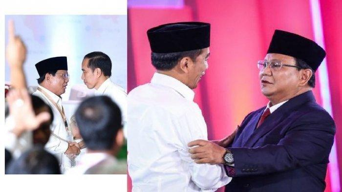 Jokowi dan Prabowo Sudah Telpon-telponan, TKN Menduga Ada yang Tak Ikhlas Keduanya Bertemu