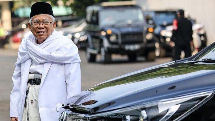 Debat Pilpres Pertama, Penampilan Ma'ruf Amin Paling Ditunggu