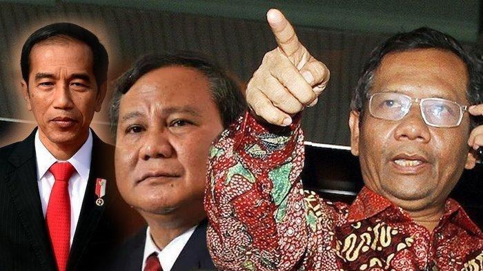 Mantan Ketua MK Mahfud MD Menilai Prabowo Subianto Bisa Menjadi Pimpinan 'Oposisi' di DPR