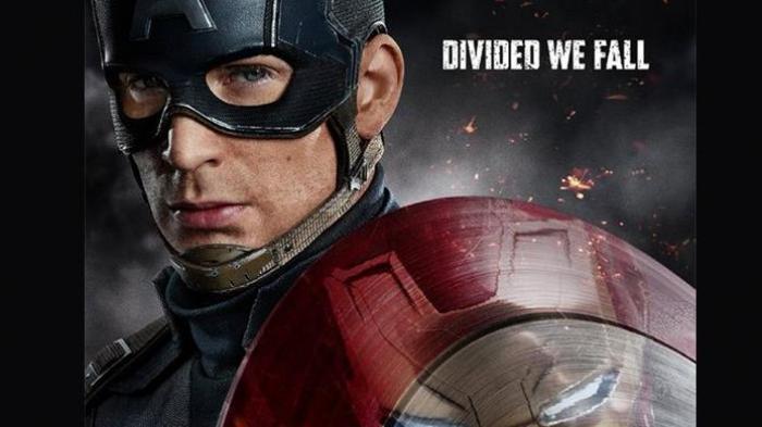 Captain America Wariskan Tameng ke Falcon, Ini Penjelasan Chris Evans